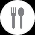 Tahoe Truckee Food Icon