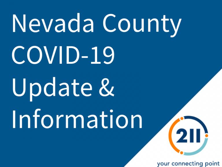 Nevada County COVID-19