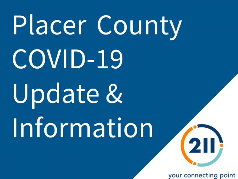 Placer County COVID_19 Information