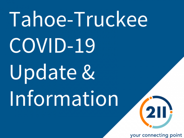 Tahoe-Truckee COVID-19