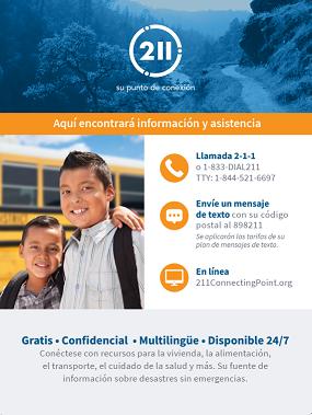 Nevada County Español - Niños Poster