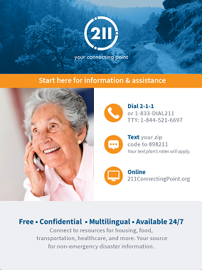 Nevada County English - Senior Poster