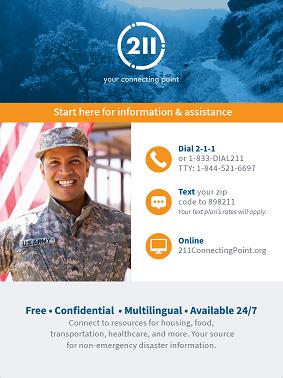 Nevada County English - Veteran Poster